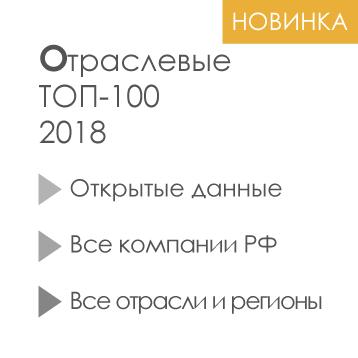 Отраслевые ТОП-100
